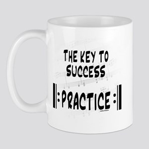 Key to Success Mug